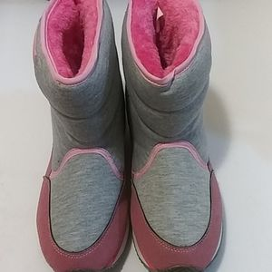 Fiorucci Girls Winter Boots Size 5 Youth
